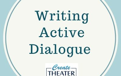 Writing Active Dialogue