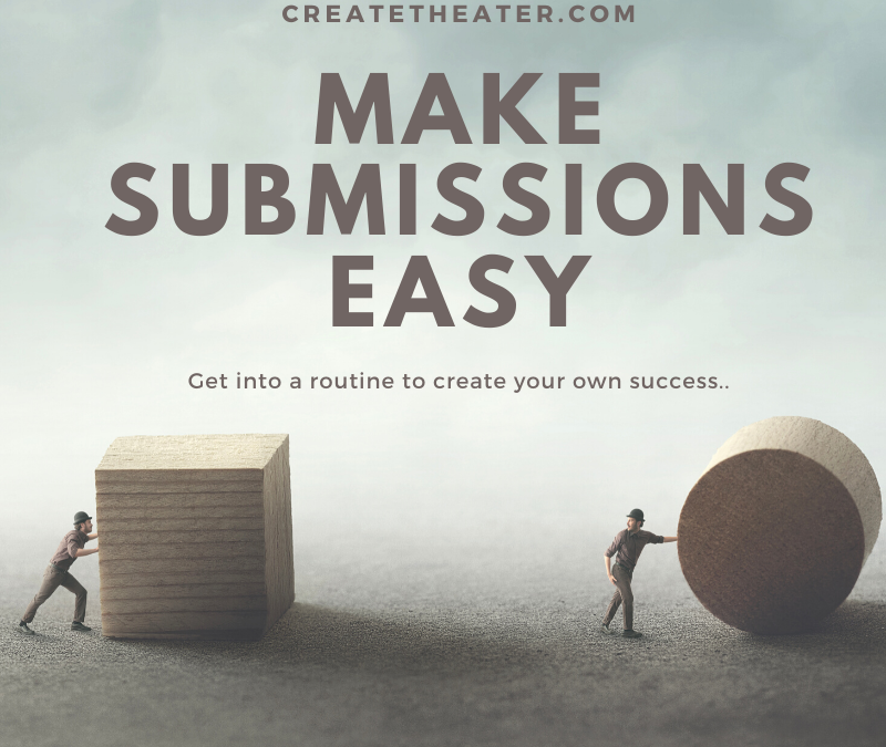 Make Submissions Easy