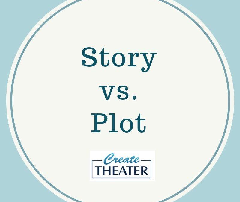 Story vs. Plot
